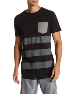 Season Striped Tee