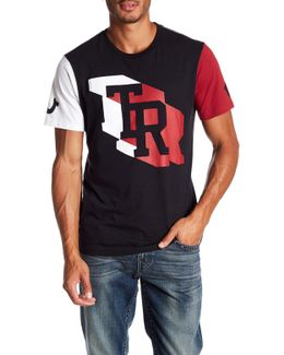 Short Sleeve Tr Shadow Tee