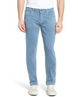 Transcend - Federal Slim Straight Leg Jeans (seascape)