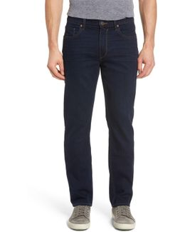 Normandie Straight Leg Jeans (scottie)