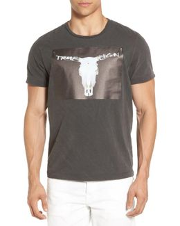 Longhorn Graphic Tee