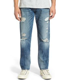 Geno Faded Relaxed Slim Jean