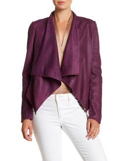 Madison Leather Jacket