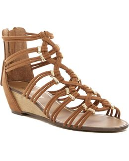 Maple Strappy Sandal