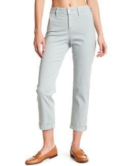 Riley Stretch Twill Relaxed Trouser