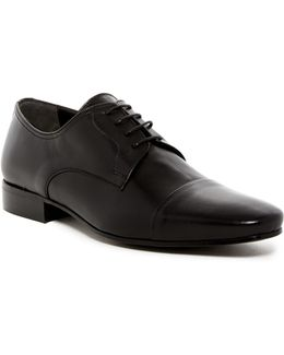 Martico Cap Toe Derby - Wide Width Available