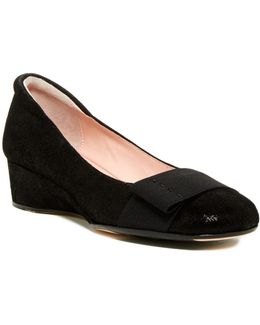 Mary Wedge Pump