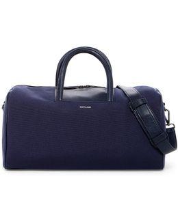 Matcha Vegan Leather Weekend Bag