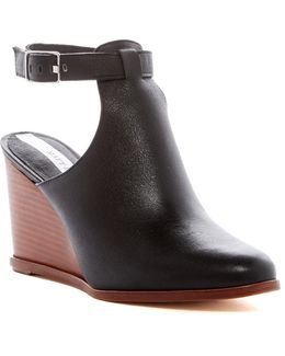 Vega Wedge Bootie