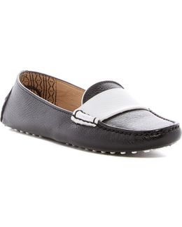 Driving Moc Toe Loafer