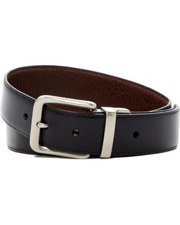 Will Reversible Leather Belt
