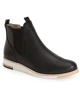 Infinity Wedge Chelsea Boot