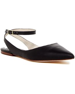Zola Pointed Toe Flat