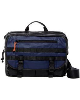 Sportsman Messenger Bag