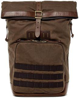 Defender Roll Top Backpack