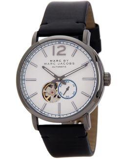 Women's Fergus Leather Watch