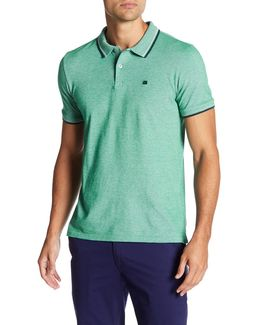Romford Heathered Polo