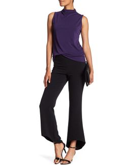 Cropped Wide Pant