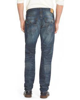 Geno Straight Leg Jean