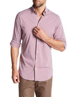 Mimi Checkered Dress Shirt