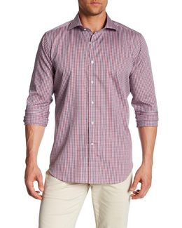 Hyde Park Checkered Sport Shirt