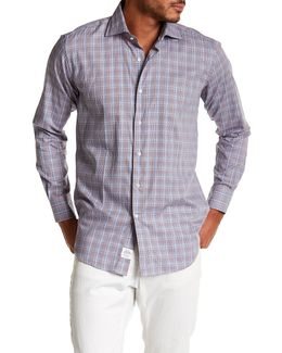 Yorkshire Plaid Regular Fit Woven Shirt