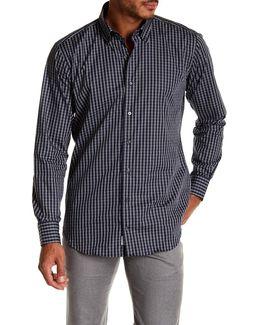 Hawthorne Plaid Print Regular Fit Woven Shirt
