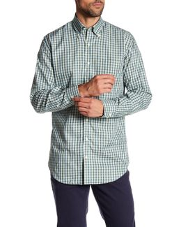 Winston Pane Plaid Long Sleeve Shirt