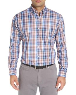 Farmington Regular Fit Plaid Sport Shirt