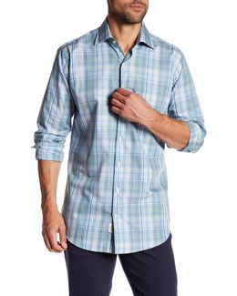 Antelope Plaid Long Sleeve Shirt
