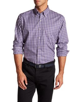 Lucia Regular Fit Plaid Sport Shirt