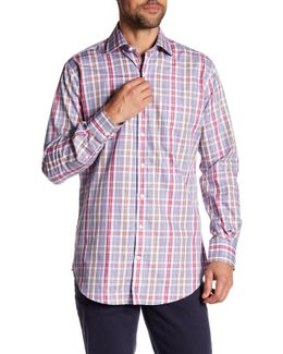 Herron Plaid Long Sleeve Shirt