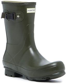 Norris Field Short Wellington Waterproof Boots
