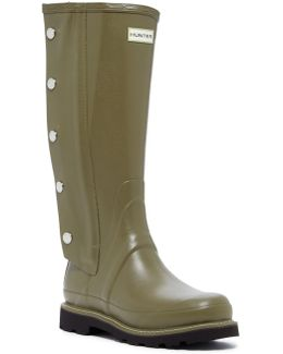 Balmoral Side Zip Wellington Waterproof Boots