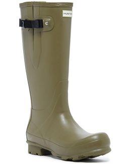 Norris Field Side Adjustable Waterproof Rain Boots