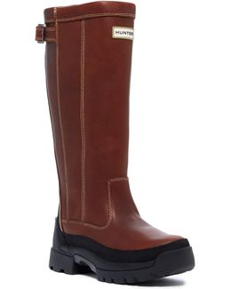 Balmoral Waterproof Leather Boot