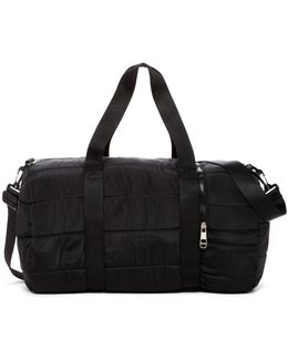 Act Quilted Nylon Duffle Bag
