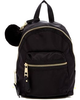 Bold Mini Nylon Backpack