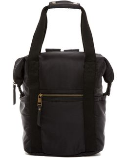 Booker Nylon Backpack
