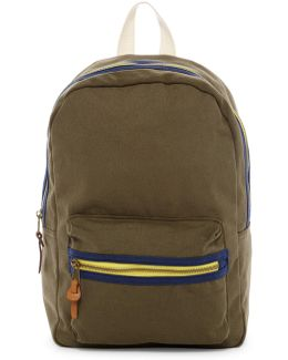 Canvas Dome Backpack