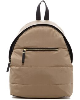 Prior Nylon Backpack