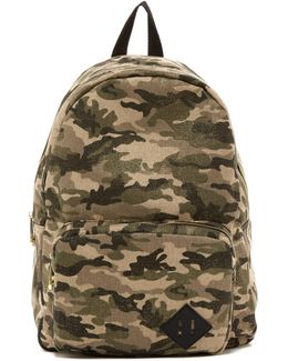 Scout Canvas Backpack