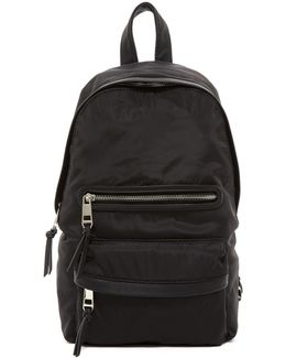 Tower Nylon Mid Backpack