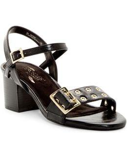Mid-town Block Heel Sandal