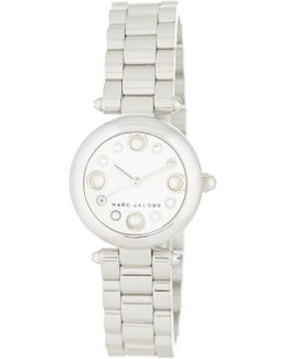 Women's Dotty Faux Pearl Bracelet Watch