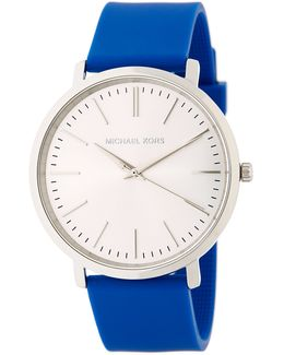 Women's Jaryn Silicone Strap Watch