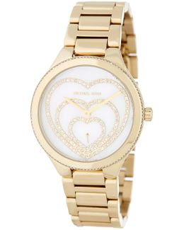 Women's Lainey Heart Bracelet Watch