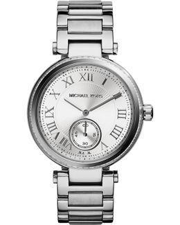 Women's Skylar Stainless Steel Quartz Bracelet Watch