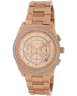 Women's Vail Chronograph Bracelet Watch