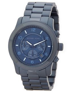 Men's Runway Chronograph Bracelet Watch